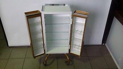 alter-Arztschrank / ADMI / Restauriert / Unikat / Einzelstück / Barschrank