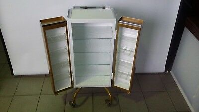 alter-Arztschrank / Baisch / Restauriert / Unikat / Einzelstück / Barschrank