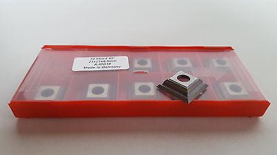 10 Stück HW HM Vorschneider Wendeplatten METABO Lackfräse LF 724 S Wendemesser