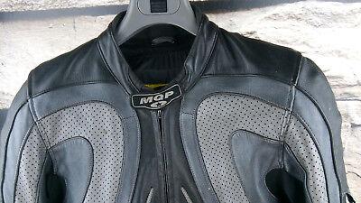 Herrenjacke 100/% Echtleder 3//4 Motorrad Biker Stil Lang CE Protektoren