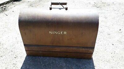 Antique Singer 28 Hand Crank Sewing Machine - Excellent Condition. 10