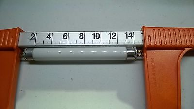 Neon-Röhre NARVA 4w universal white Tube F4T5//CW cool-white cold light 4000K T5