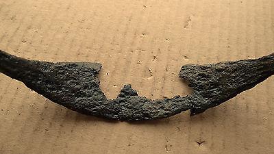 Fine Viking Stirrup 12-13 AD Kievan Rus 6