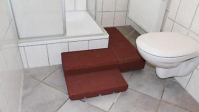 einstiegshilfe badestufe typ ii hilfsmittel dusche. Black Bedroom Furniture Sets. Home Design Ideas
