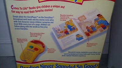 Comes to Life Story Player & Book Yes! Electronic Learning Toys ...