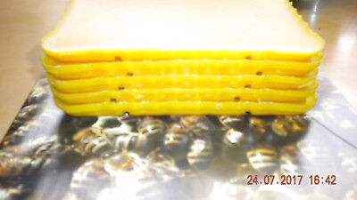 lingot de cire d'abeille