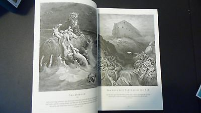 The Holy Bible King James Version Gustave Dore Illustrated Leather Bound  SALE 8