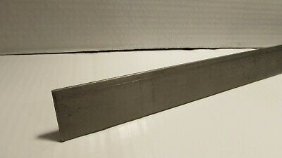 "1/8"" x 1-1/2"" X 12"" 304 STAINLESS STEEL FLAT BAR 9"