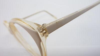 Bannis Kinderbrille Mädchenbrille unisex Kunstoff Weiss preiswert günstig neu 3