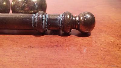 Brass Vintage Drawer Pulls Three 1 pull 2 knobs 4