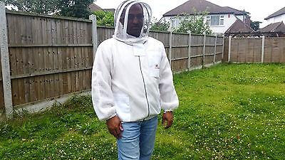 Ventilated Beekeeping Jacket Beekeeper Jacket fencing veil bee Jacket ALL SIZES 8