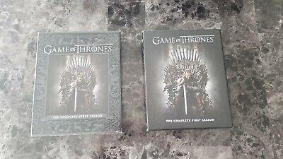 Game of Thrones Blu Ray Seasons Jon Snow Daenerys Targaryen Dragons Night King 2