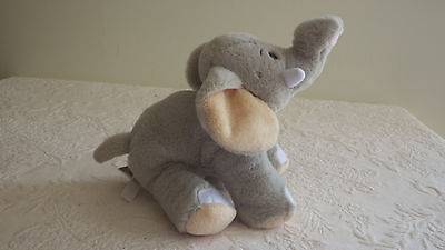 Ganz Webkinz Cheektowaga Grey Elephant Plush Stuffed Animal 8 Long
