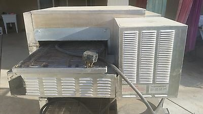 u impinger oven s conveyor p electric lincoln pizza