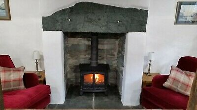 Easter 2021 Holiday Cottage 4-Poster Bed Hot Tub Real Fire Lake District Cumbria 5