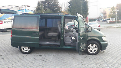 Mercedes Vito Westfalia,Klima,TÜV 06.2020.