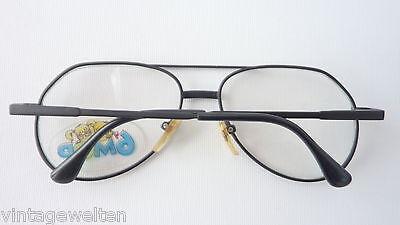 Fredo Kinderbrille Jungenbrille schwarz rot Federbügel preiswert günstig neu 4