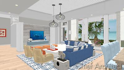 Home Designer Suite 2020.Chief Architect Home Designer Pro 2020 Usb 495 00