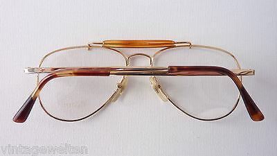 Papi/Italy megastarke Vintagebrille Kinderfassung Fliegerbrille Metall oldschool 4