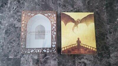 Game of Thrones Blu Ray Seasons Jon Snow Daenerys Targaryen Dragons Night King 6