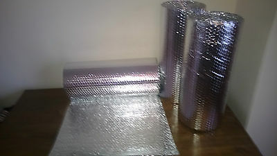 Van Thermal insulation, double foil. 15m2 (3 Rolls) Free Postage
