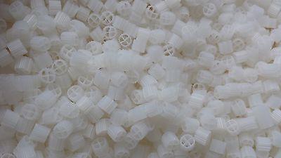 5 Litres Of K1 Micro Moving Bed Filter Media + 25 Free Filter Start Balls 4