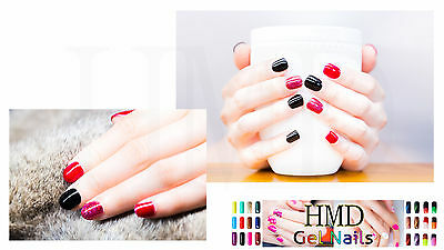 Canada 150 HMD Soak Off UV LED Gel Nails Polish matte top coat no wipe fast cure 8