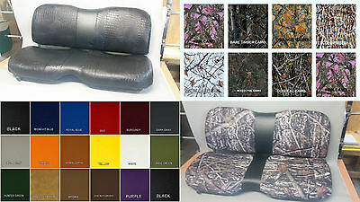 Wondrous John Deere Gator Bench Seat Covers Xuv 855D In Solid Yellow Machost Co Dining Chair Design Ideas Machostcouk