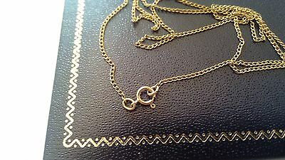 Vintage 14K Gold Necklace With 2,000 Year Old Ancient Eastern Mediterranean Bead 10