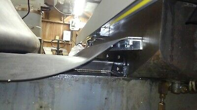 Made In Usa  Back Way Cover  Bridgeport Mills Upper Column/Rear Cover Only 2