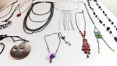 WHOLESALE/JOBLOT NEW LADIES FASHION NECKLACE MIX!! Buy from 50-1000 pieces! jl1 7