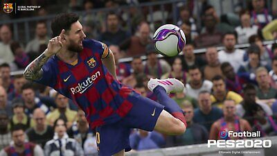 Efootball Pes 2020 Ps4 Eu Italiano Pro Evolution Soccer 2020 Playstation 4 2