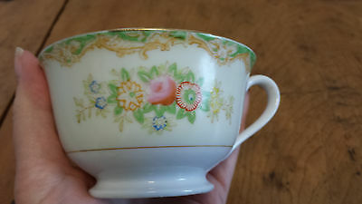 Vintage Berkshire Ware hand painted china made in Japan