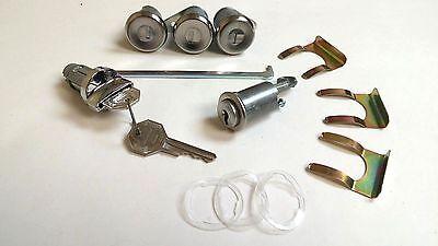 1965 Chevrolet Impala Belair Biscayne ignition trunk glove box door lock 430