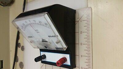 Galvanometer -35ma to +35ma EDM-01 Science kit Boreal Laboratories NOS 3