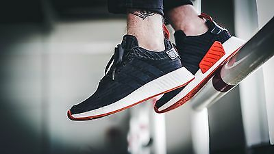 88b7cd1a30ad ... Adidas NMD R2 PK size 14 Black Core Red. BA7252. primeknit. ultra boost