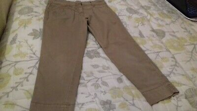 👖👖Nice Girls Cropped Trousers By Next Age 10 Good Condition 👖👖 2