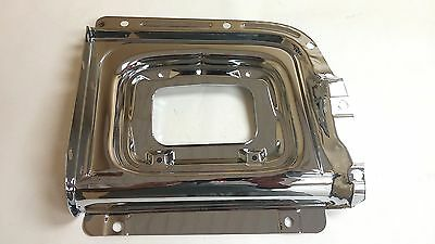 Pair New Dii 1956 Chevrolet BelAir 150 /& 210 Parking Lamp Panel