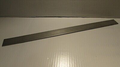 "1/8"" x 1-1/2"" X 12"" 304 STAINLESS STEEL FLAT BAR 7"
