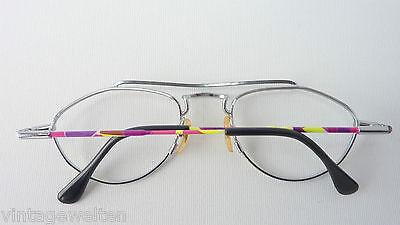 Pro Optik Sportbrille unisex Metallgestell Kinderfassung fetzige Farbe GR:L TOP 4