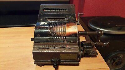 maquina de calculo brunsviga 2