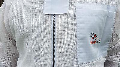 Ventilated Beekeeping Jacket Beekeeper Jacket fencing veil bee Jacket ALL SIZES 2