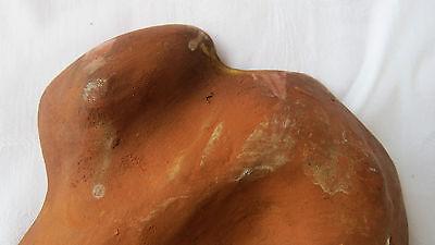 Antike Keramik Bäckerei Hasenform  sitzend 6