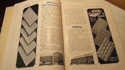 1924 Milcor Sheet Metal guide Cat. No. 24