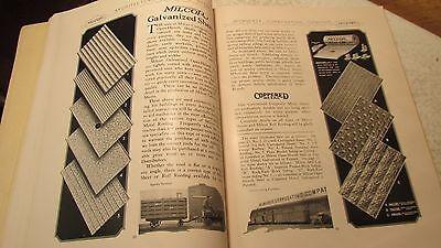 1924 Milcor Sheet Metal guide Cat. No. 24 5