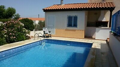 Holiday Villa Paphos Cyprus, 40% off July, 4-bed, private pool, sleeps 8 2