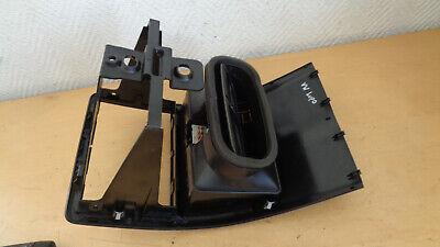 Armoire moyen console vw polo 6n2 Lupo bac Noir 6x0857365b support pièces
