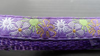 Purple Cat Collar, Cat Safety Collar with Bell, Quick Release Collar 5