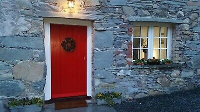 New Year 2020 - 21 Holiday Cottage Four Poster Bed Hot Tub Lake District Cumbria 6