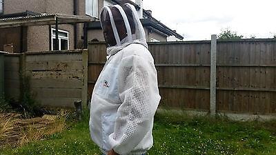 Ventilated Beekeeping Jacket Beekeeper Jacket fencing veil bee Jacket ALL SIZES 12